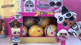 Prove dello Sia Show Con pacco sorpresa LOL Pets3