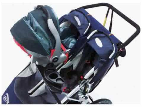 Bob Stroller Graco Car Seat Adapter Youtube
