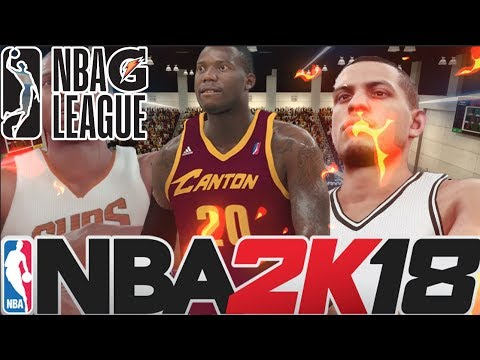 NBA 2K18 - POSSIBLE NEW MYCAREER STORYLINE FOR NBA2K18!!! NBA G LEAGUE?!?! MULTIPLE STORYLINES???