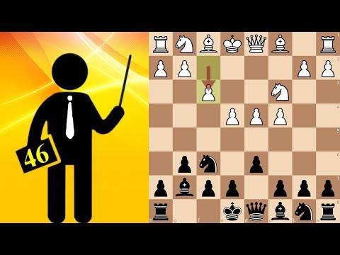 King's Indian Defense, Sämisch Variation - Standard chess #46