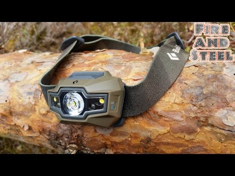 Review - Black Diamond Storm Headlamp