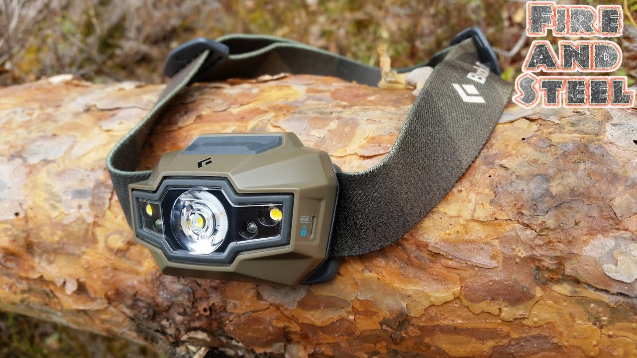 Review - Black Diamond Storm Headlamp - YouTube