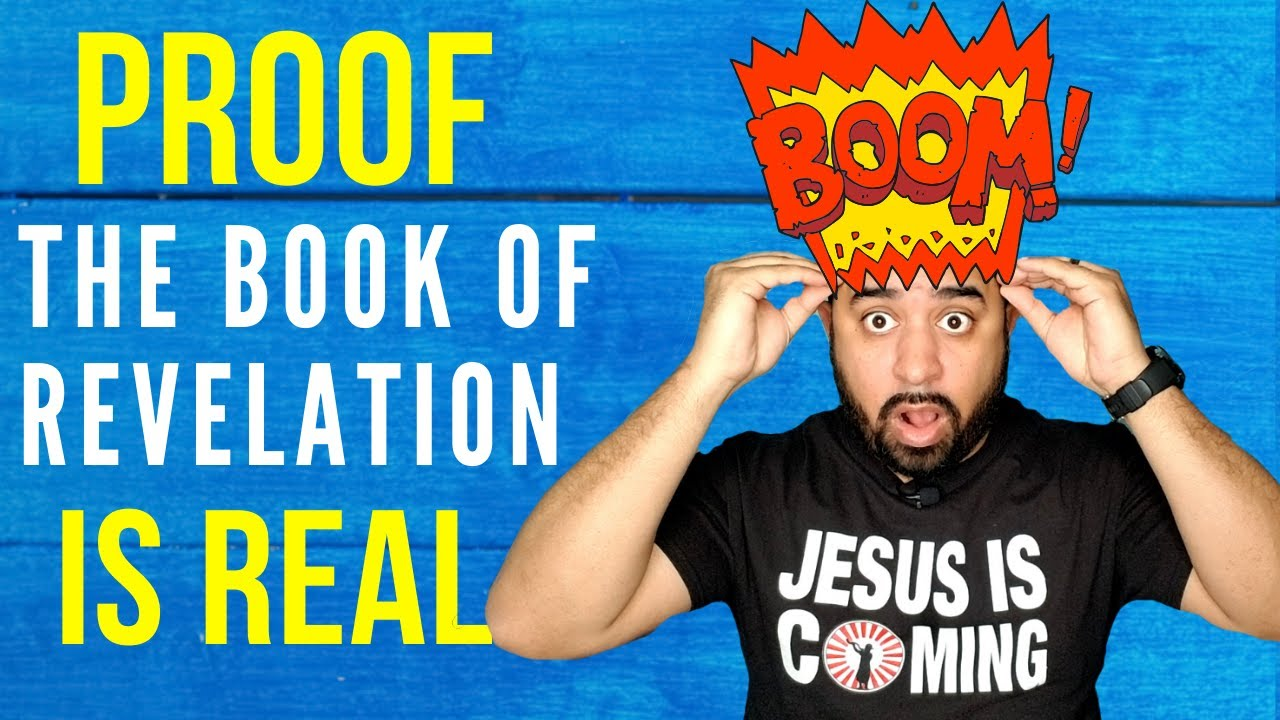 PROOF The Book Of Revelation Is Real - Witness The TRUTH Of Scripture With Your Own Eyes!