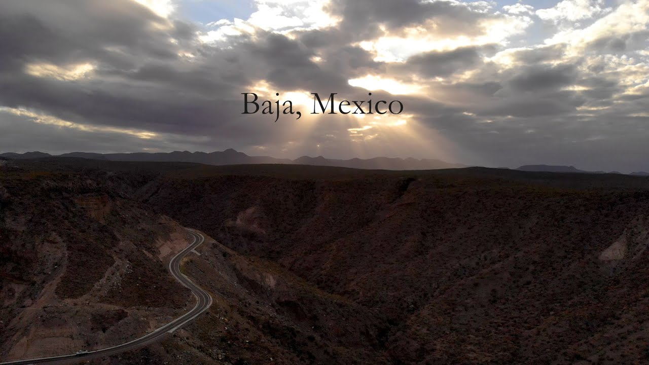 Baja from Above