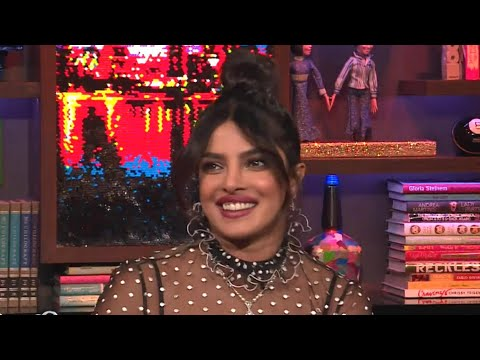 Priyanka Chopra Talks Sexting With Husband Nick Jonas and Helping Him Manscape