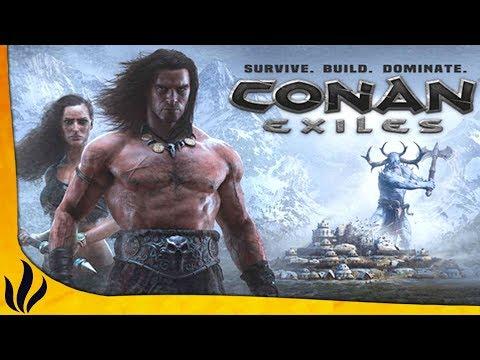 """LE NOUVEAU DLC: """"The Frozen North"""" (Conan Exiles)"""