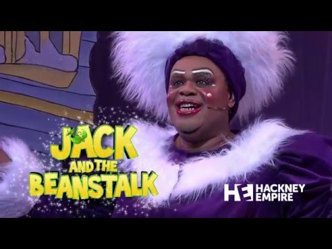 Jack and the Beanstalk - Hackney Empire's 2015 Panto!