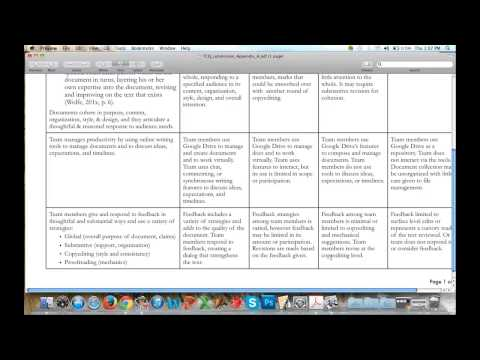 Teaching with Technology: Collaborative Writing Online