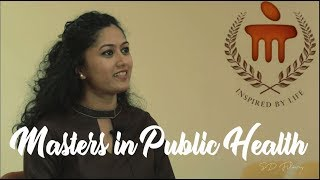 Masters in Public Health-PSPH-Manipal Academy of Higher Education-Student Testimonials