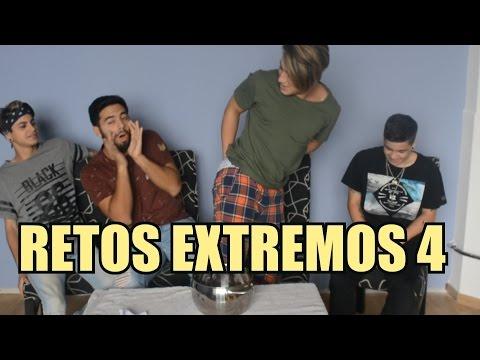 RETOS EXTREMOS 4   Dos Bros Ft Anto Puñales y AlexanderWTF
