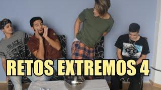 RETOS EXTREMOS 4 | Dos Bros Ft Anto Puñales y AlexanderWTF