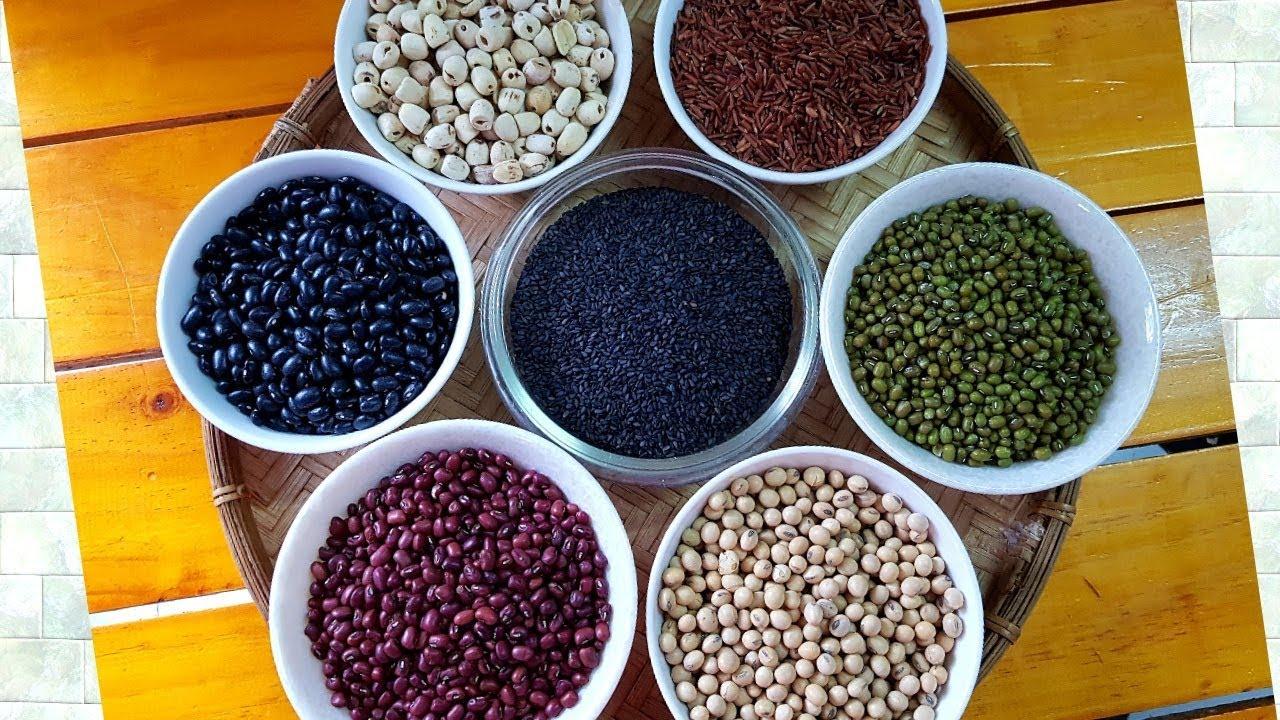 Cách làm Ngũ cốc dinh dưỡng cho cả nhà thơm ngon bổ dưỡng.