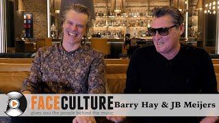Barry Hay & JB Meijers interview (2019)