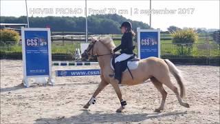pony jumping kinderen| Lysse van den Eeckhoudt & Betsy proef 70cm | 2-09-2017
