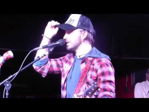 Cody Canada and The Departed - Alabama [Cross Canadian Ragweed song] (Houston 02.01.14) HD