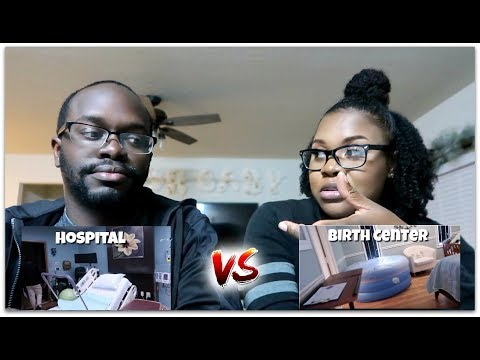 OUR LAST HOSPITAL TOUR!!! WHAT DID WE DECIDE?!?! HOSPITAL OR BIRTH CENTER!
