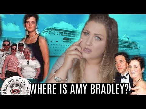 WHERE IS Amy Bradley?! Lost At Sea!