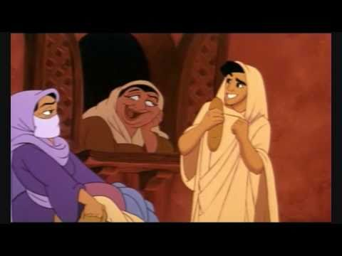 ALADDIN - One Jump Ahead (HD)