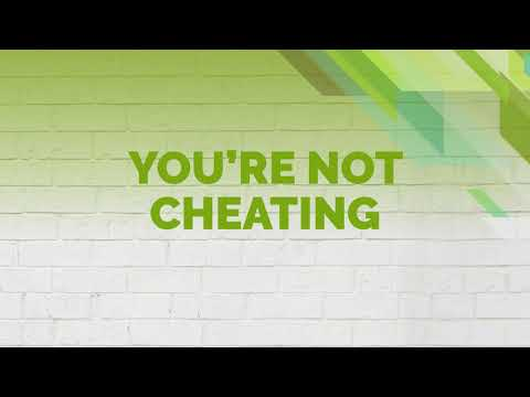 you're-not-cheating