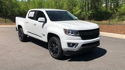 2019 Chevrolet Colorado RST Walkaround Review and Features