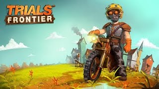Trials Frontier Secret place Канал - конфета