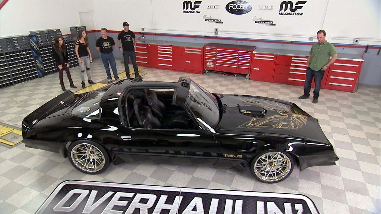 Cartwheels Of Joy For A Foosed Out Trans Am Youtube