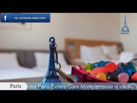 Novotel Paris Centre Gare Montparnasse - Paris Hotels, France
