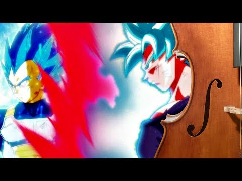 Dragon Ball Super OST - Genkidama & Vegeta Beyond Blue (String Quintet)
