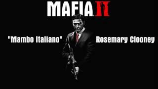 Music featured in 2k czech's mafia 2 during the 1950s segment on empire classic radio.song: mambo italianoartists: rosemary clooney & mellomensingle: man...