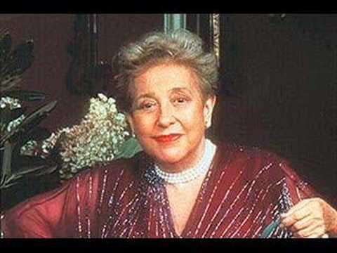"""""""La Campanella"""" played by Alicia de Larrocha"""