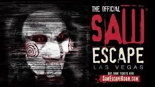 The Official SAW Escape Experience: Las Vegas – NOW OPEN!