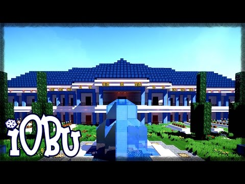 INCREDIBLE MANSION! Minecraft Timelapse - Let's Build with Download