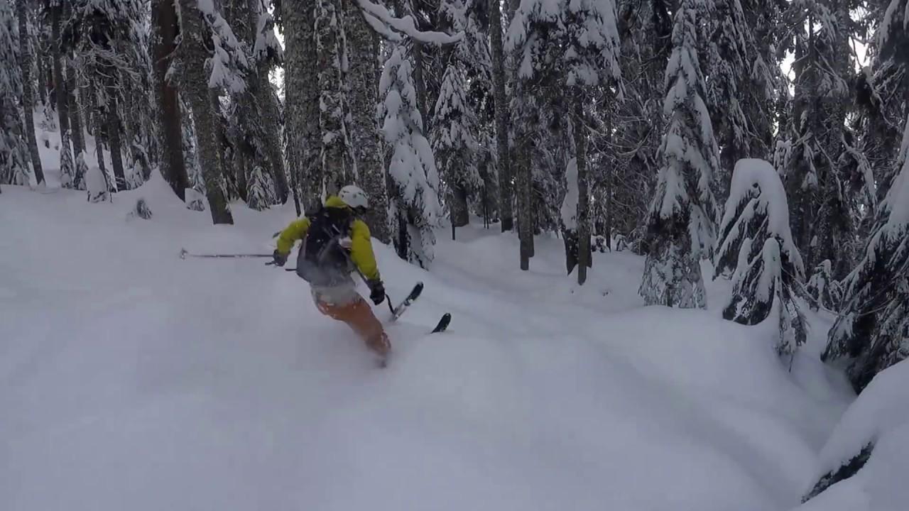 Kendall Knob Ski Tour