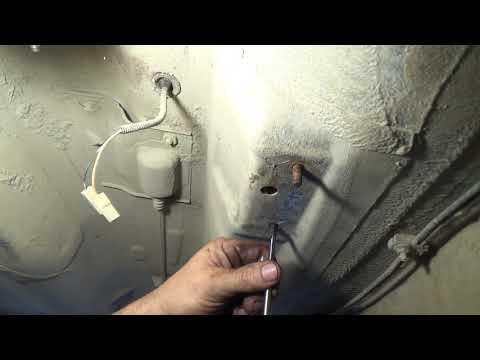 шпилька раздатки (ремонт залома)