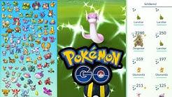 Alle Shinys in Pokémon GO + meine Shiny-Sammlung | Pokémon GO Deutsch #732