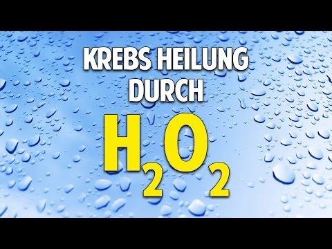 Krebs Heilung durch H2O2 (Wasserstoffperoxid)