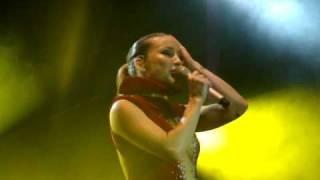 Claudia Leitte - Flores da Favela - Araçatuba - @naestrada_ml