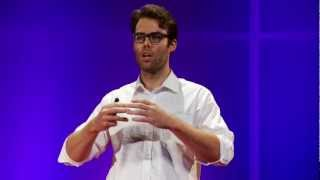 Paint Your Circuits With Ink - A New Revoluiton In Electronics : Matt Johnson  At Tedxgateway