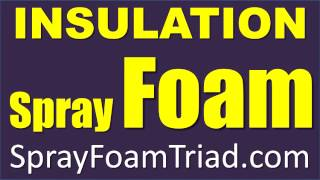 Spray Foam Winston Salem-Insulation Solutions