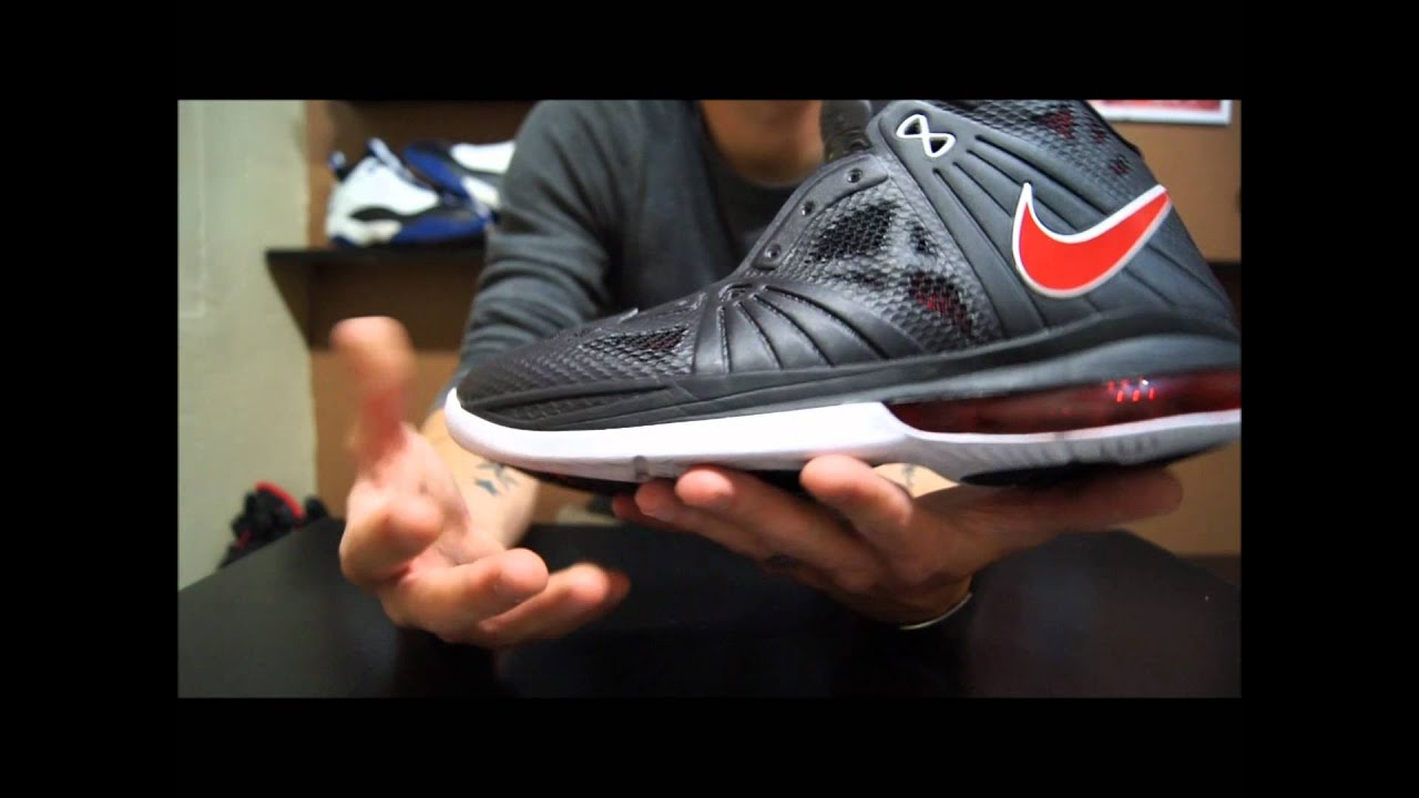 hot sale online 301c8 444c5 Nike Lebron 8 (VIII) P.S. Performance Review