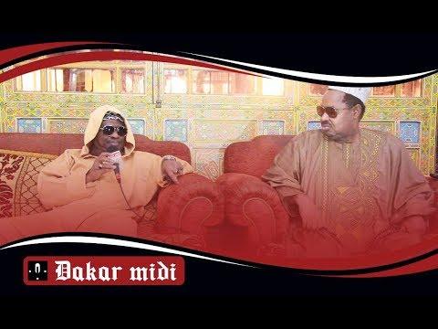 Serigne Modou Kara Chez Ahmed Khalifa Niass Pour Lui Présenter Ses Condoléances