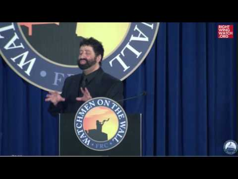 Jonathan Cahn: Trump's Election Was God's Retribution For Obama Violating 'The Abrahamic Covenant'