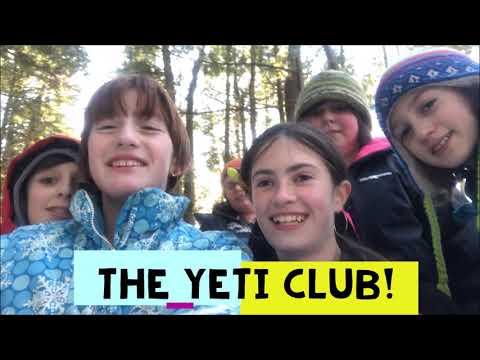 Yeti Club at Great Brook School: Making Wild Tea