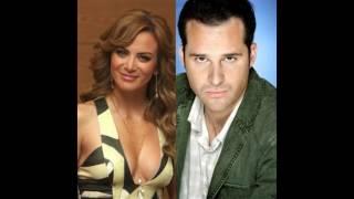 Juan Pablo Medina no da el ancho en escena con Silvia Navarro ✔