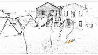 Auto Draw 2: Bodie Ghost Town, Bodie, California
