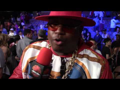 E-40 Reacts To Andre Ward Knocking Out Sergey Kovalev. HoopJab Boxing