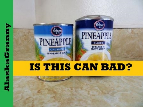 How To Tell If A Canned Food Has Botulism