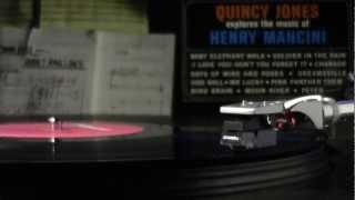 Quincy Jones plays: Pink Panther Theme & Peter Gunn