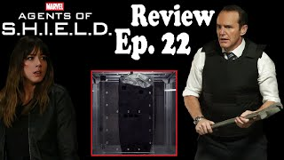 Agents of SHIELD, temporada 2, episodio 22, REVIEW