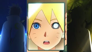 Toneri Otsutsuki Explains Boruto's Eye!!! Boruto Naruto Next Generations Episode 8 Review!!! ボルト 8